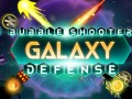Spil Bubble Shooter Galaxy Defense
