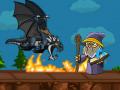 Spil Dragon vs Mage
