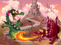 Spil Fairy Tale Dragons Memory