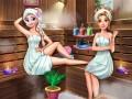 Spil Ice Queen Sauna Realife