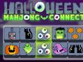 Spil Mahjong Connect Halloween