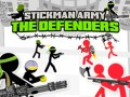 Spil Stickman Army: The Defenders