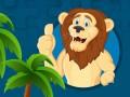Spil Strong Lions Jigsaw